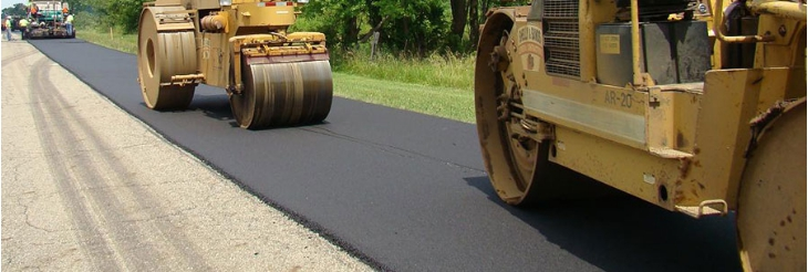 Another Responsibility is Summertime Repaving