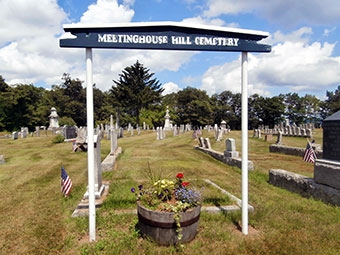 Meetinghouse Hill Cemetery
