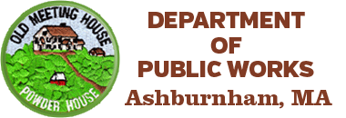 Dept. of Public Works, Ashburnham, MA